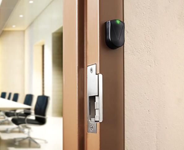 طریقه نصب قفل مقابل برقی
