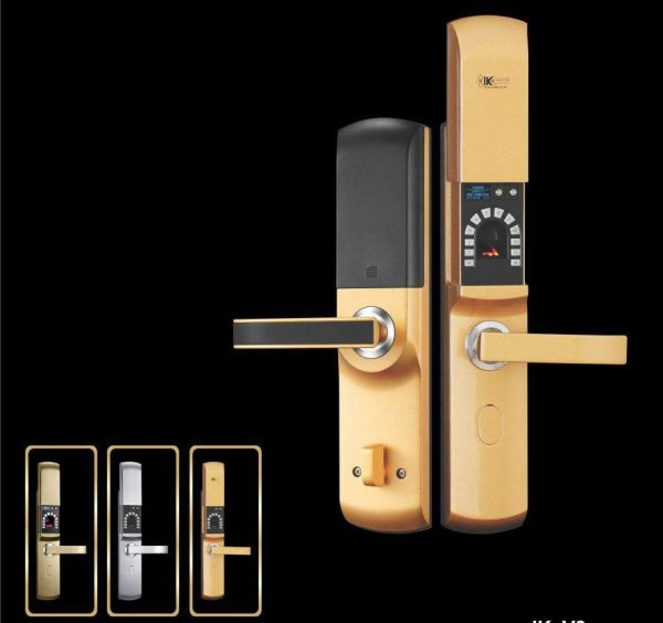 قفل دیجیتال IK مدل V8