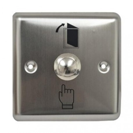 دکمه خروج فلزی