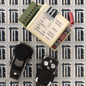 گیرنده ریموتی قفل برقی